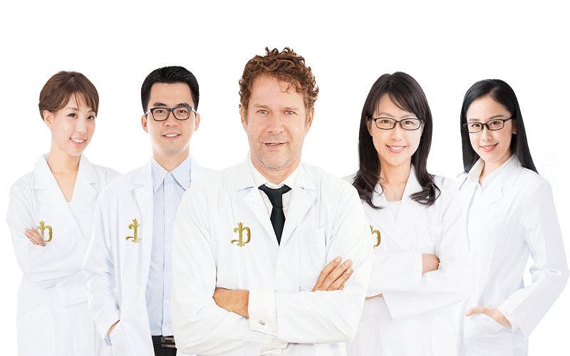 Đội ngũ bác sĩ tại thẩm mỹ Diva
