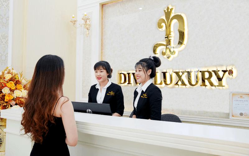 Thẩm mỹ quốc tế Diva - Nâng tầm thương hiệu và chất lượng dịch vụ