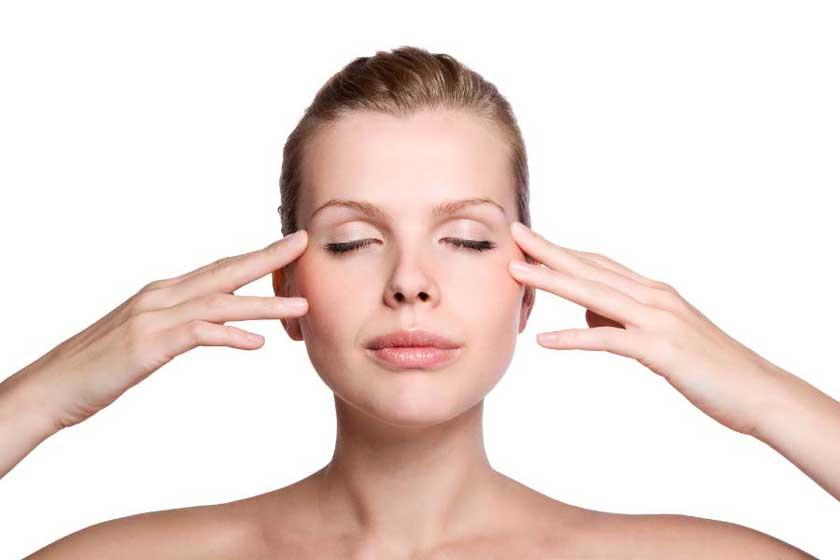 """06 Cách massage cho mắt to hơn, nói KHÔNG với """"dao kéo"""""""